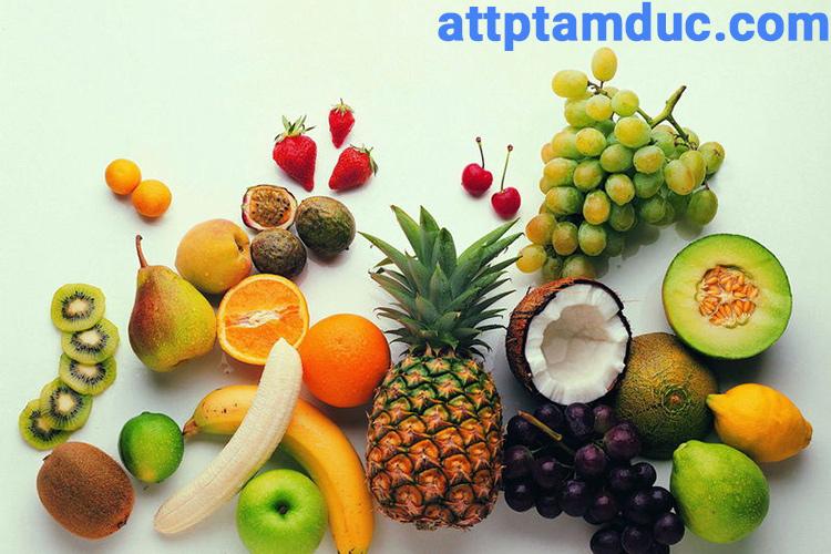 Dịch vụ kiểm nghiệm chất lượng trái cây tươi nhập khẩu